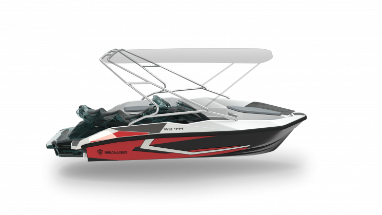 """•Sealver Wave Boat Rider WB444 *2020*<br><span style=""""color: 58b9ee;"""">21 397 $</span>"""
